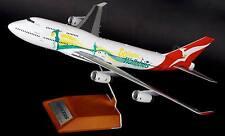 """Jc Ailes 1/200 JC2230 Qantas B747-400 """"Wallabies 'VH-Ojo avec support"""