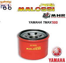 MALOSSI FILTRO OLIO YAMAHA T-MAX TMAX 500 4T IE ANNO 2011 COD. 0313639