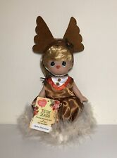 Precious Moments Christmas Doll Merry Christ-moose