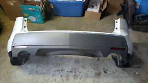 2007-2009 Acura MDX Rear Bumper Cover 71501-STX-A000 OEM (needs work, LOCAL PICK