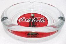 Coca-Cola - PORTACENERE BOLLO - IN VETRO