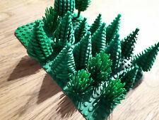 LEGO Konvolut 18 Baum,Bäume,Tannen,Kiefer,Fichte,Nadelbaum,Wald