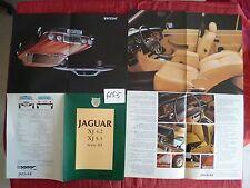 N°4655 / JAGUAR : dépliant en français XJ 4.2 / XJ 5.3  serie III