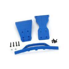 RPM Front Bumper Assembly Blue SC10  RPM70905