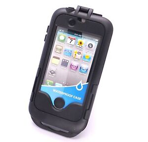 Water-proof Bicycle Bike Sport Mount Holder Case Cover 4 Apple iPhone 4/4S LOT