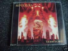 Sepultura-Territory Maxi CD-Made in Germany
