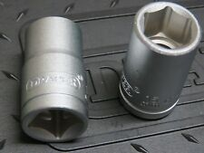 "DRAPER  14MM AND 15MM   CHROME VANADIUM  1/2"" SQUARE DRIVE SOCKETS TOP QUALITY"