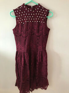 River Island - Kids Sequin Dress Age 12 Years, Used but good condition
