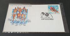 Australia 1981 75 Years of Surf Life Saving Clubs Australia Stamp Fdc