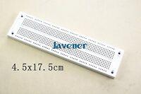 2PCS SYB-120 4.5x17.5cm Protoboard Breadboard Brassboard Test PCB Board