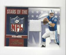 2007 Playoff Prestige Stars of the NFL #6 Peyton Manning JERSEY Colts