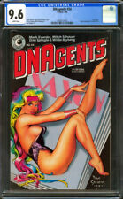 DNAGENTS #24 CGC 9.6 Dave Stevens Cover Eclipse Comics 1985 SEXY GGA