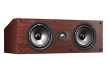 POLK AUDIO Centre Channel Speaker TSX250 CHERRY 5 Yr Aus Wnty FREE SHIPPING