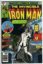 Iron Man #125 - Avengers - Scott Lang as Antman