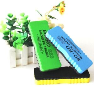 Large Magnetic Whiteboard Eraser Wipe Dry Board Blackboard Cleaner EVA Duster