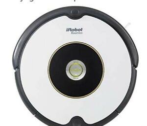 Robot aspirateur irobot roomba