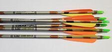 Easton Camo Hunter Xx75 fletched arrows, size 2219, sold per half dozen