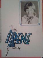 Irene North Staffordshire Operatic Society Programme 1979.