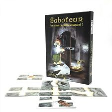 Saboteur 1+2 Card Game With English Instruction Jogos De Tabuleiro Dwarf Miner