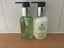 Molton Brown London Lime & Patchouli Hand Wash & Hand Lotion Duo 100ml
