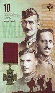 Canada  2021    VALOUR ROAD      Brand New 2021 Pristine Booklet Issue