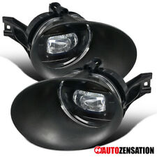 For 2002-2008 Dodge Ram 1500/2500/3500 Clear Projector LED Fog Lights Lamps