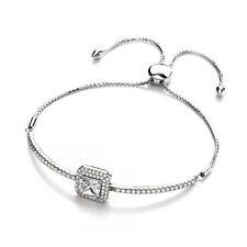 Cubic Zirconia Friendship Fine Bracelets