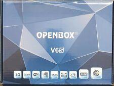 OPENBOX V6S FREESAT BOX SATELLITE RECEIVER (SMALL VERSION OF OPENBOX V8S)
