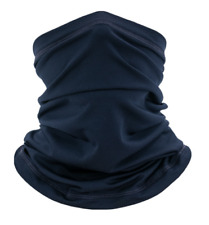 Elastic Face Mask Covering Multi-Use Tube Bandana Silky Headband Scarf Seamless