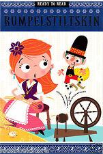EARLY READER - Fairytale Readers Ready to Read: RUMPELSTILTSKIN - NEW