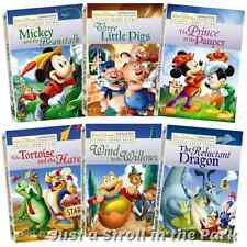Disney Animation Collection Volume 1 2 3 4 5 6 Classic Short Films Box/ DVD Sets