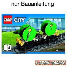 LEGO® Bauanleitung, Bauplan, Anleitung 60052 Nr.4 NEU