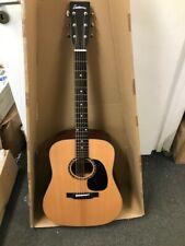 Eastman Electro Acoustic Guitar E2D-CD Cedar with Eastman Gigbag - Beautiful!