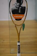 "HEAD SQUASH RACKET RACQUET INNEGRA TYPHOON 150 g 14X17 3  7/8"" grip"