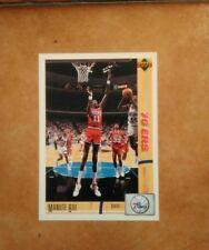 CARD NBA - UPPER DECK - MANUTE BOL - PHILADELPHIA 76ERS - SIXERS - 1991/1992