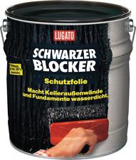 10 Liter Lugato Schwarzer Blocker Schutzfolie