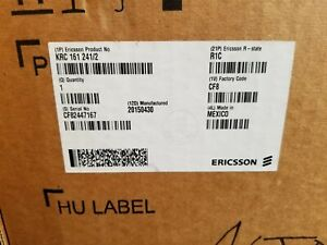 ERICSSON Radio KRC 161 241/2 Remote Radio Unit NEW