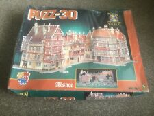 ALSACE PUZZ 3D 959 PIECES BY WREBBIT IT IS BRAND NEW AND SEALED BOX IS SLIGHTLY