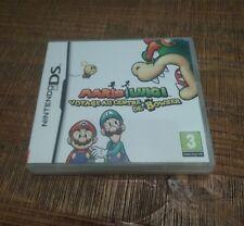 Mario & Luigi Voyage Au Centre De Bowser Nintendo DS