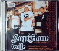 HUGA FLAME Truffe CD singolo PROMO single