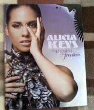 ALICIA KEYES 2010 TOUR PROGRAMME BOOK