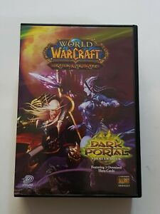 Dark Portal World Of Warcraft Trading Card Game