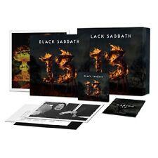 BLACK SABBATH 13 - BOX - (2CD, Vinyl, DVD,..) - OVP / Factory Sealed