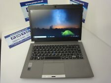 Toshiba Portege Z30 Ultrabook - 8GB RAM, 128GB SSD, Windows 10 Pro 64 - Light