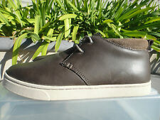 KA LAE  OluKai Putty Lace Up Leather/Suede Ankle Boot w/Non Marking Sole Sz 7M