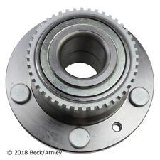 Wheel Bearing and Hub Assembly Rear Beck/Arnley 051-6229