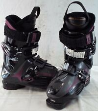 Atomic Livefit 90 Used Women's Ski Boots Size 23.5 #230747