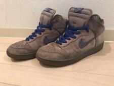 2003 NIKE DUNK HIGH PRO SB IRON US: 9 Rare in Good condition F/S