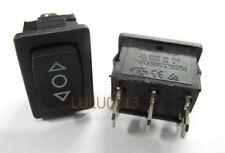 12x ON/OFF/ON Momentary Rocker Switch 12V △○▽ Diy Car Model Project 6A 250VAC
