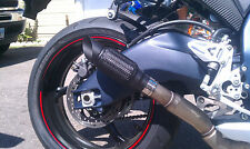 2012 2013 2014 2015 2016 2017 GSXR 1000 RLS Exhaust chaos Series  Black